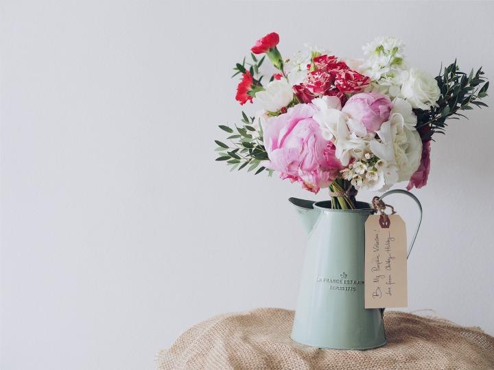 De l'importance des fleurs chezsoi