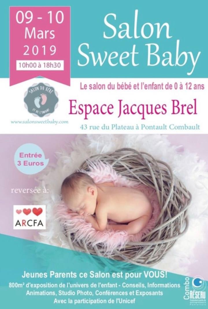 Tout ce que vous voulez et devez savoir sur la Sweet Baby, le salon du bébé et del'enfant.